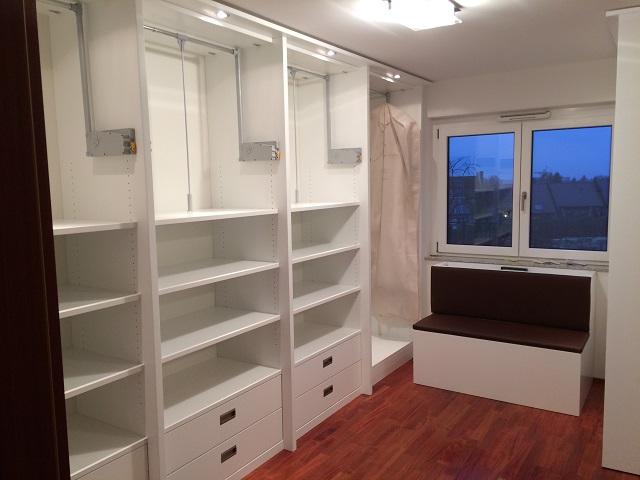 ankleidezimmer. Black Bedroom Furniture Sets. Home Design Ideas